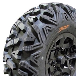 Sun F A-033 12-ply Run Flat ATV Tires