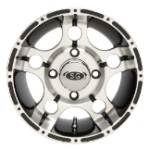 Super Grip 5 Star ATV Wheels - 12