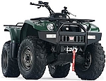 Warn ATV Bumper for Yamaha Kodiak / Grizzly 400-450