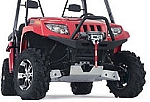 Warn Bumper / Winch Mount for Arctic Cat Prowler