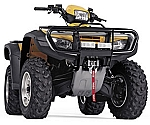 Warn ATV Bumper for Honda Foreman / Rubicon