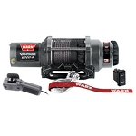 Warn Vantage 4000 lb. Synthetic Rope Winch  (Warn 89041)