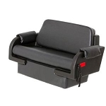 Wes All Purpose Contour ATV Rear Seat and Box