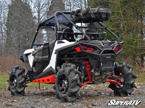 Super Atv Spare Tire Carrier For Polaris Rzr 900 2015