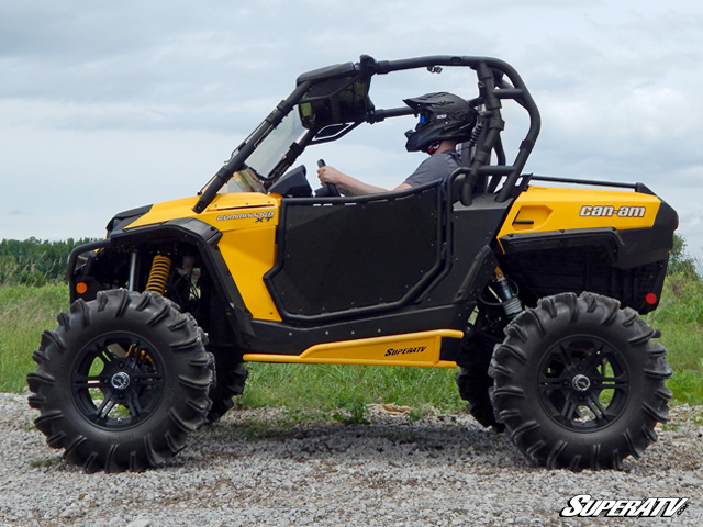 Quad Atv Und Utv Zubehoer  11 de likewise 2013 Sand Sports Super Show additionally Polaris Outlaw And Sportsman 110s besides SuperAtv Arctic Cat Wildcat Trail Half Windshield p 2487 further Arctic Cat Prowler Kabine 1000i XTZ. on arctic cat utv