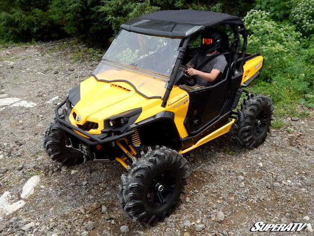 Elegant Super ATV Can Am Commander/Maverick Soft Top
