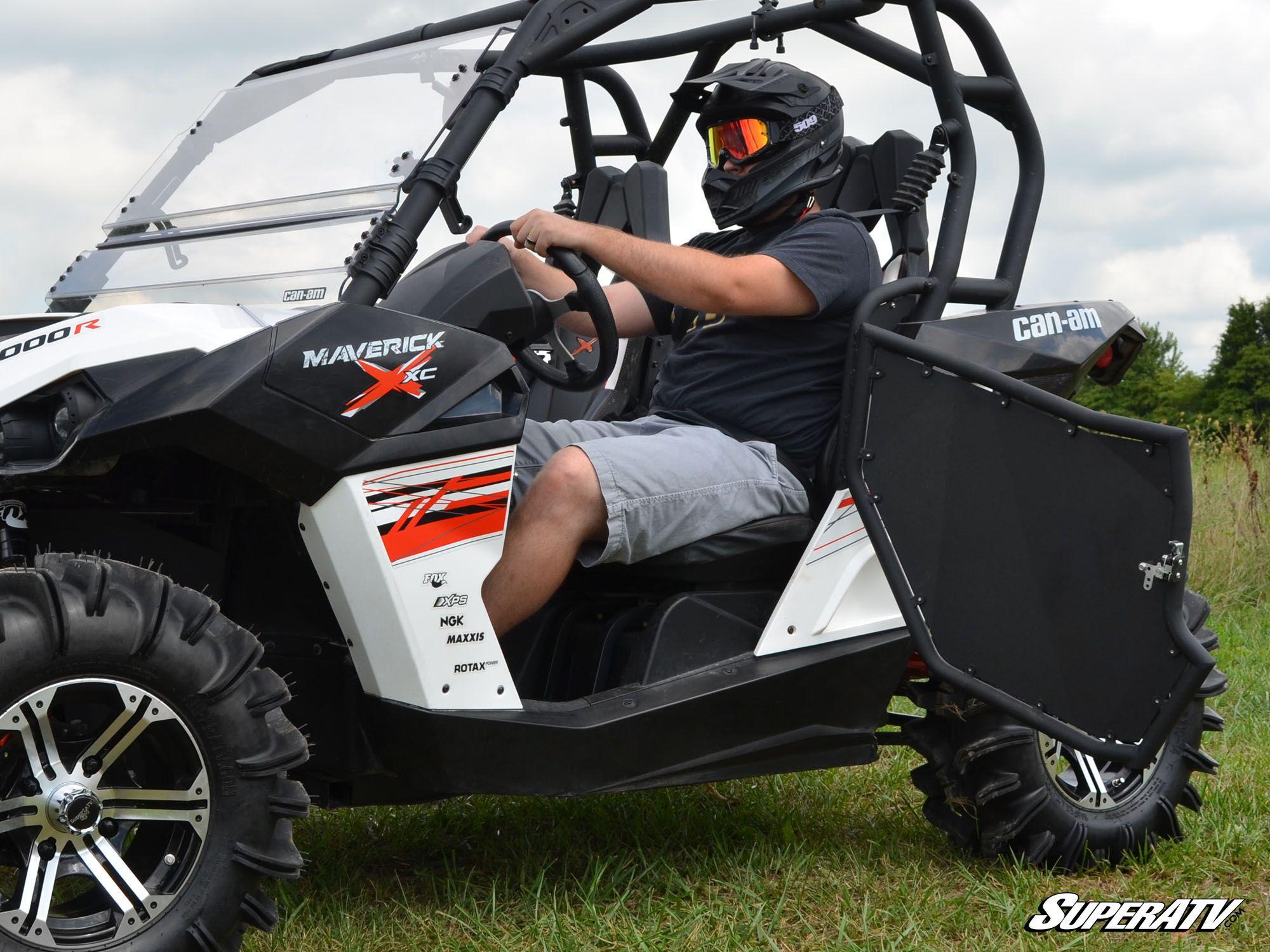 Super ATV Doors & Super ATV Doors for Can-Am Maverick
