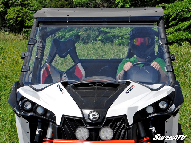 14 Inch Tires >> Tinted Roof for Can-Am Maverick by Super ATV