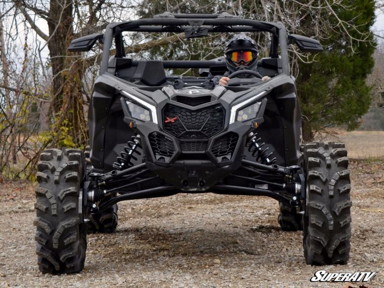 Can Am Maverick X3 4 Inch Portal Gear Lift