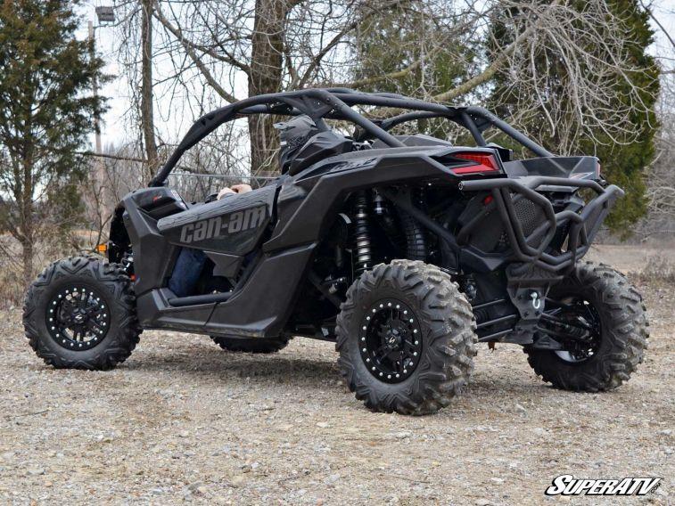 Super ATV Rear Bumper for Can-Am Maverick X3