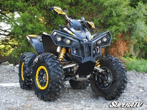 quad can am renegade