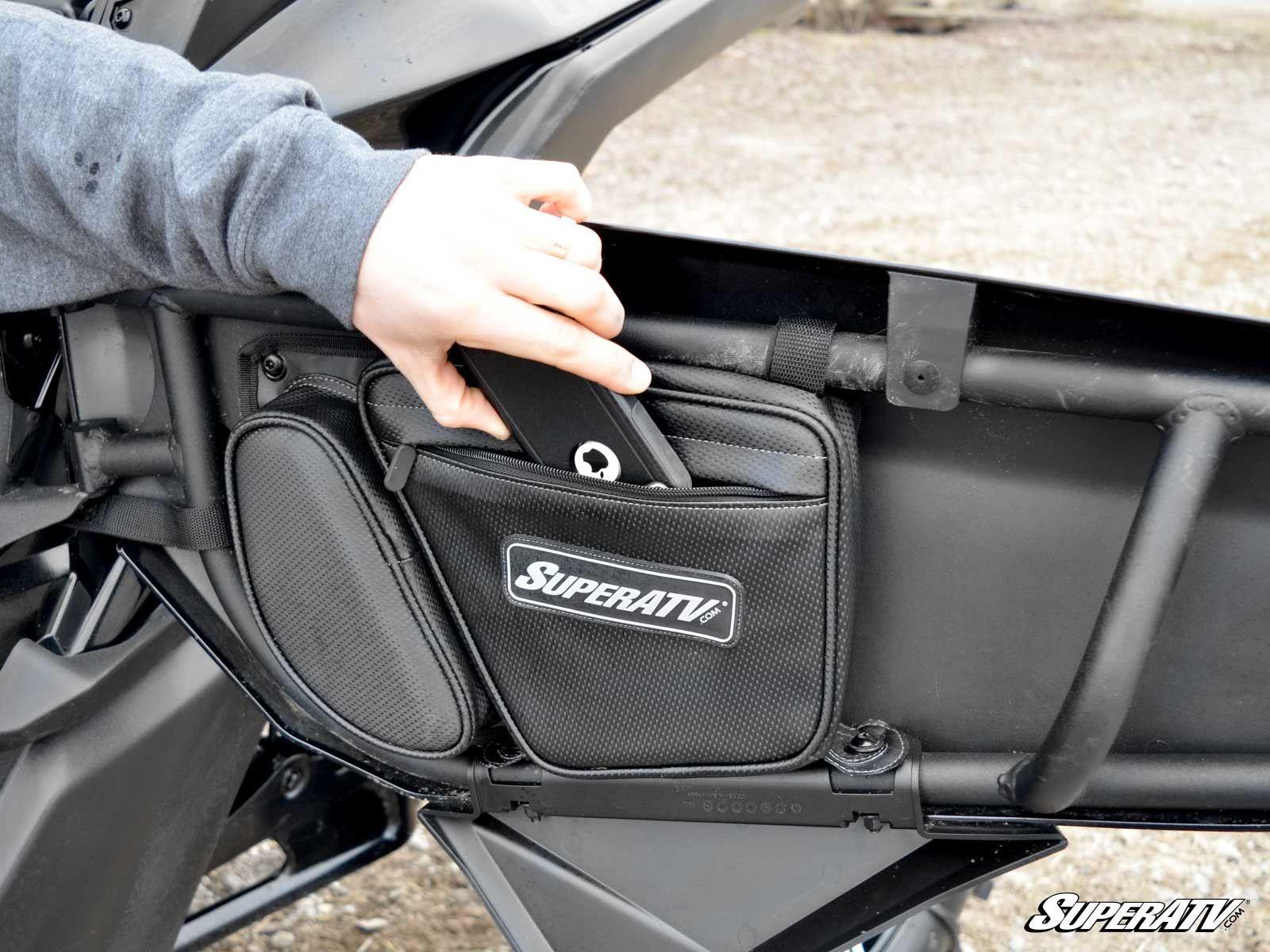 Maverick X3 Door Bag & Super ATV Door Bags for Can-Am Maverick X3