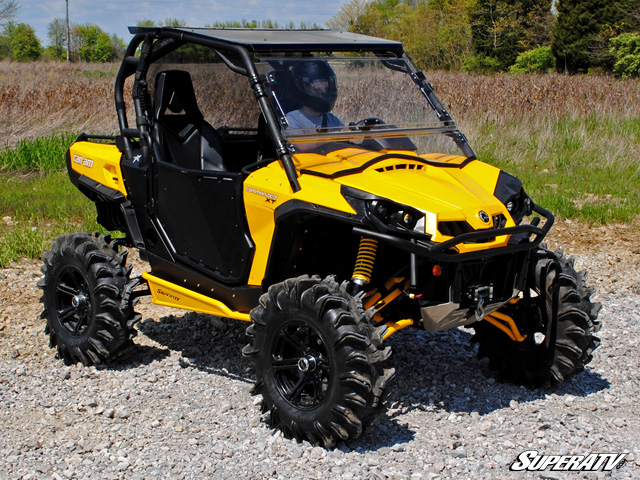Tinted Roof For Can Am Commander By Super Atv
