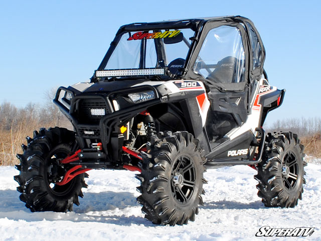 conversion kit with a 3 lift kit for polaris rzr 900 by. Black Bedroom Furniture Sets. Home Design Ideas