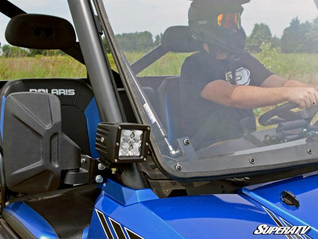 Flip Windshield For Polaris Ranger 900