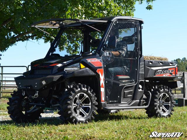 & Super ATV Cab Doors for Polaris Ranger Fullsize Pezcame.Com