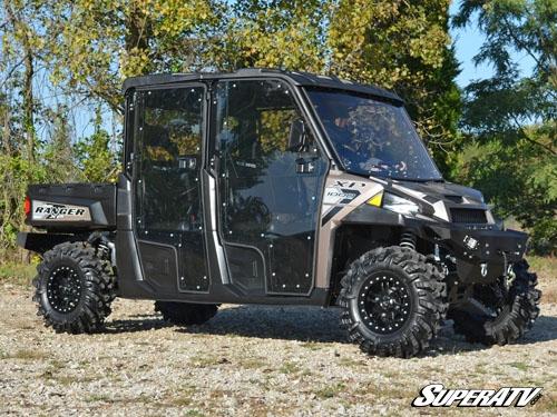 Honda Pioneer 700 4 Review >> Super ATV Cab Doors for Polaris Ranger Fullsize