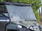 Super ATV Scratch Resistant Full Windshield for Fullsize Polaris Ranger 500/700/800