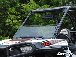 Super ATV Half Windshield for Polaris RZR XP 1000