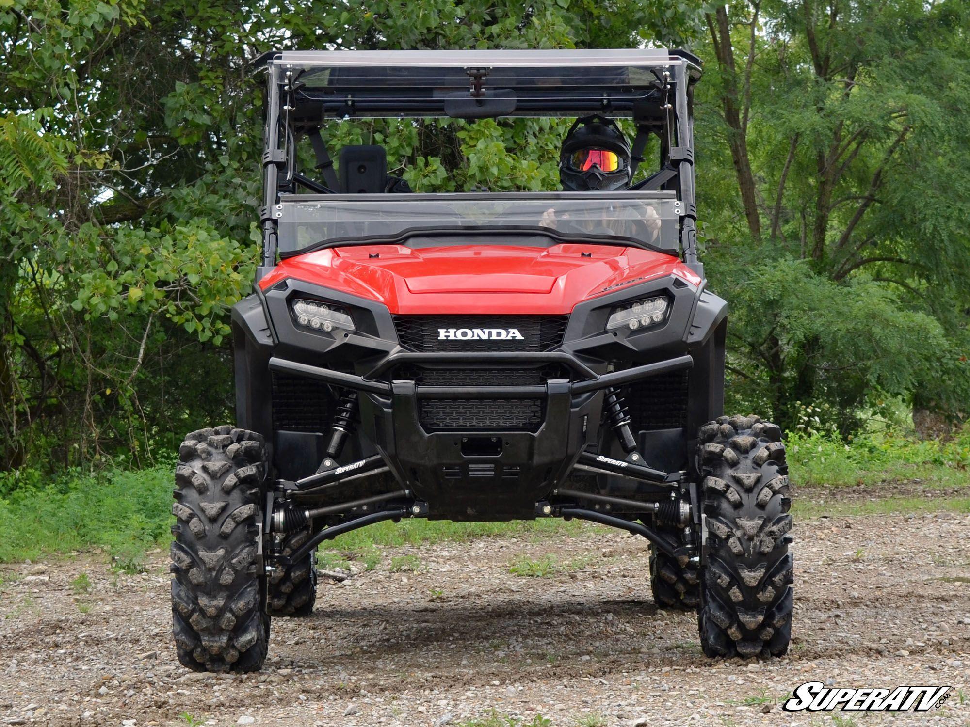 Super Atv 4 Inch Portal Gear Lift For Honda Pioneer 1000