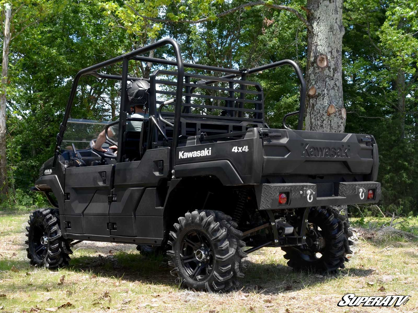 Kawasaki Mule  Heavy Duty Rear Bumper