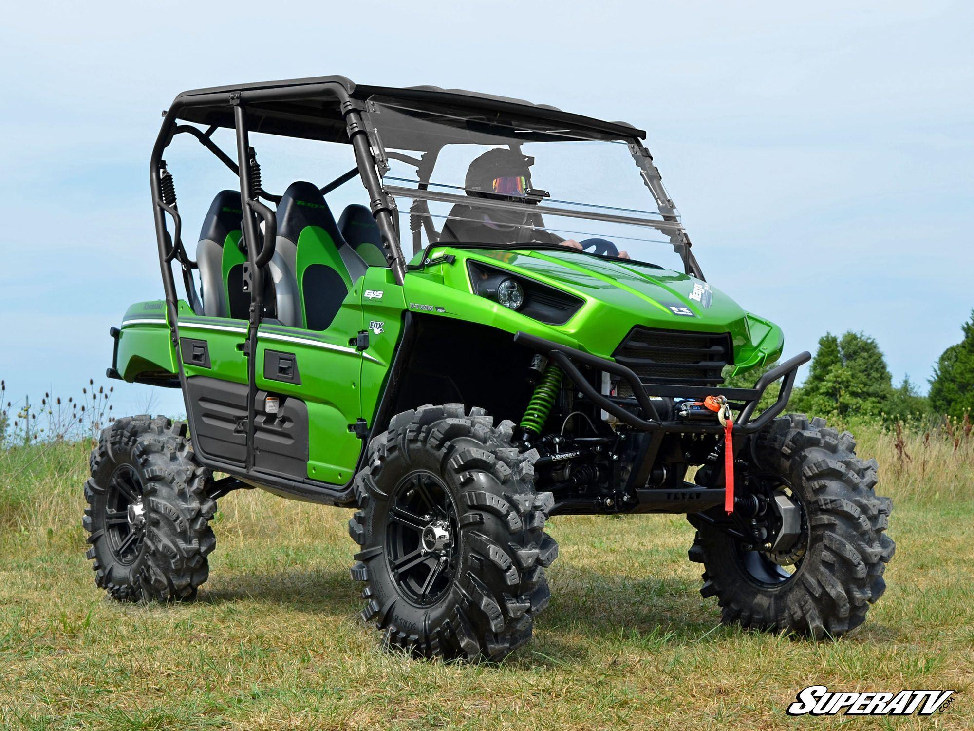 Kawasaki Teryx Wheels Bolt Pattern