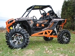 Super ATV Nerf Bars for Polaris RZR XP 1000