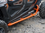 Super ATV Heavy Duty Rock Sliding Nerf Bars for Polaris RZR XP 4 1000