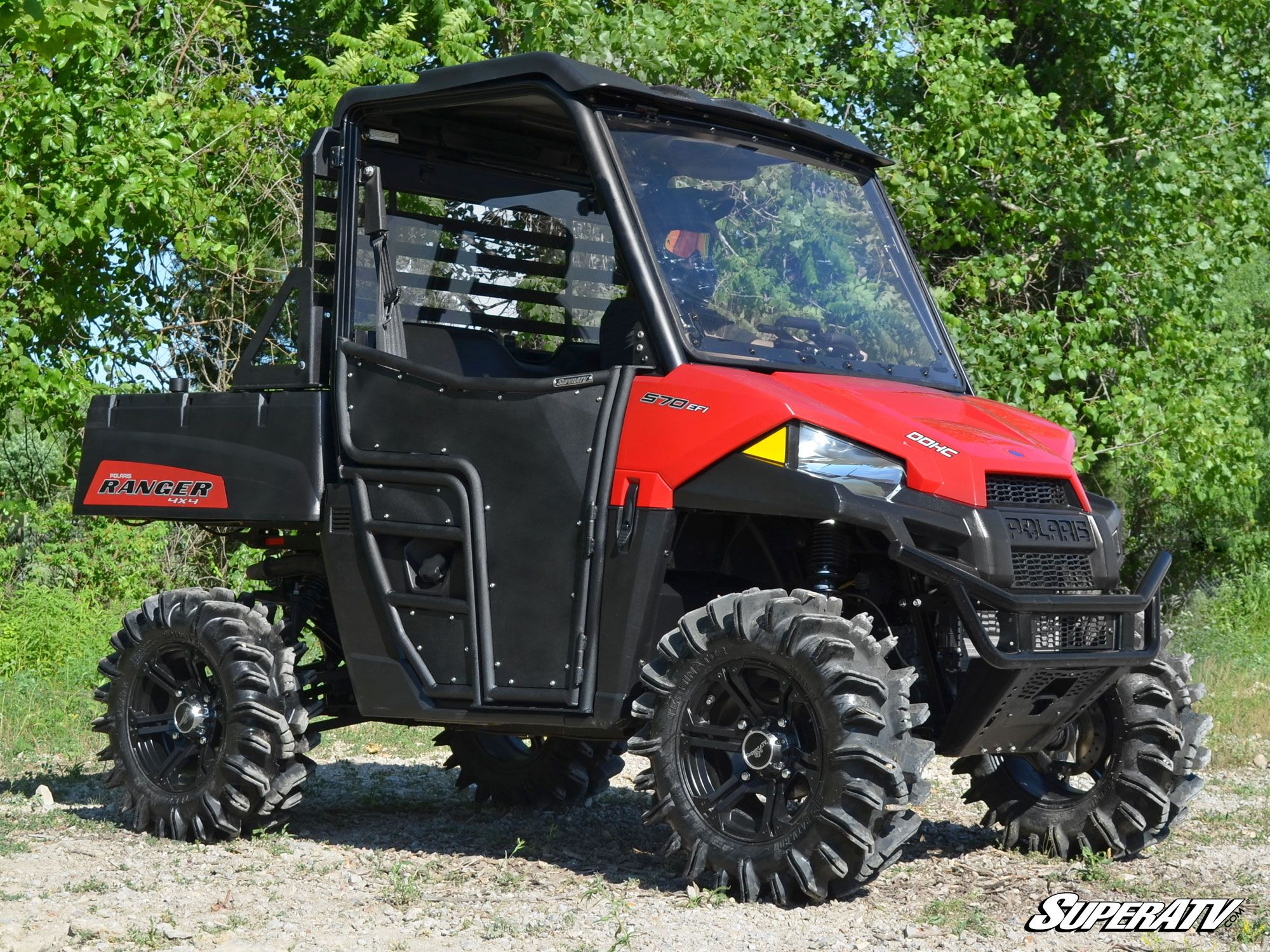 super atv ranger 570 midsize doors. Black Bedroom Furniture Sets. Home Design Ideas