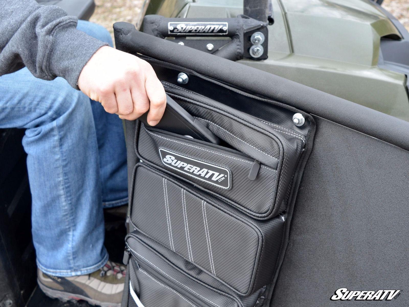 Ranger Fullsize Door Bags & Super ATV Fullsize Door Bags for Polaris Ranger pezcame.com