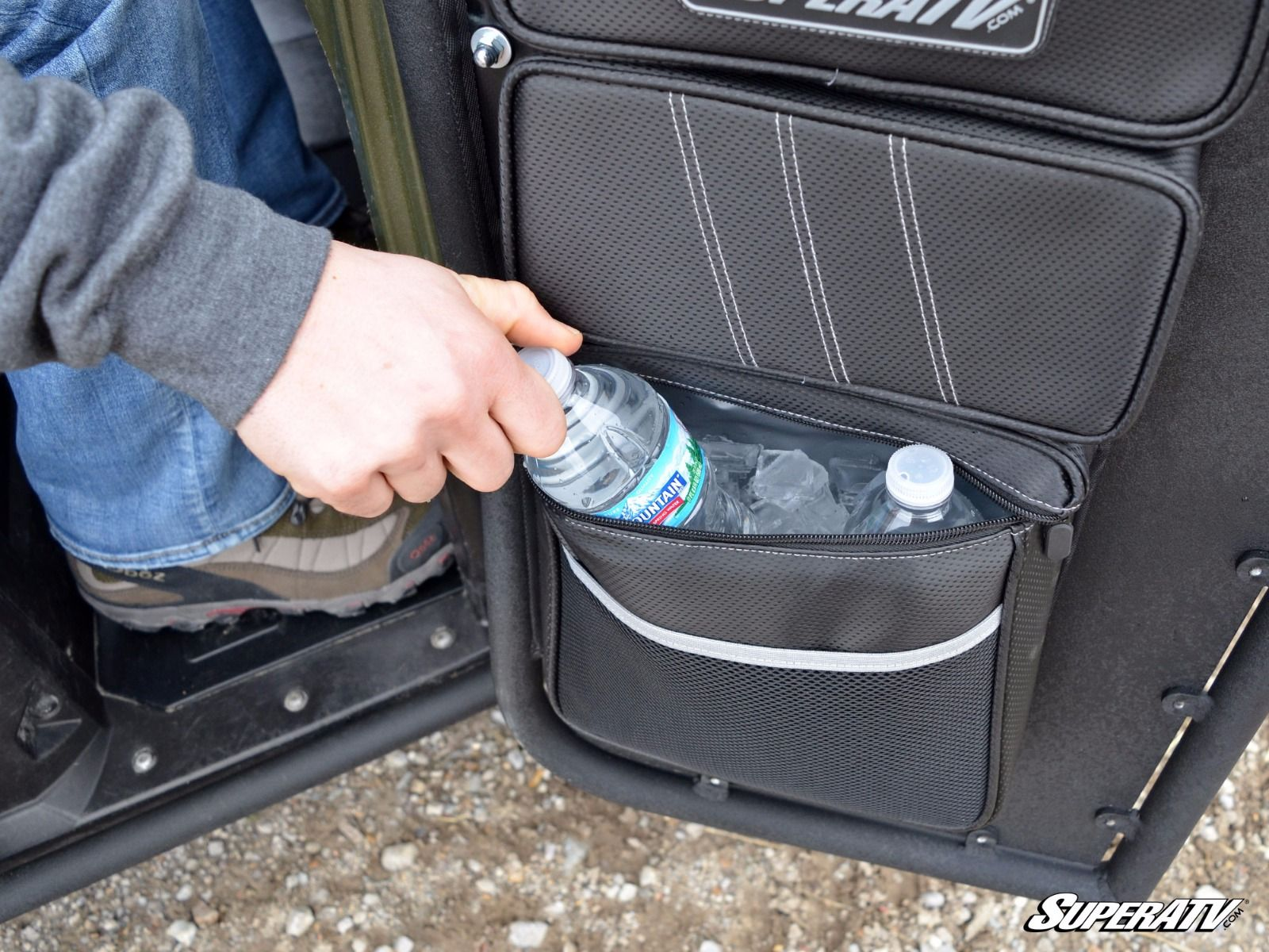 Ranger Fullsize Door Bags & Super ATV Fullsize Door Bags for Polaris Ranger
