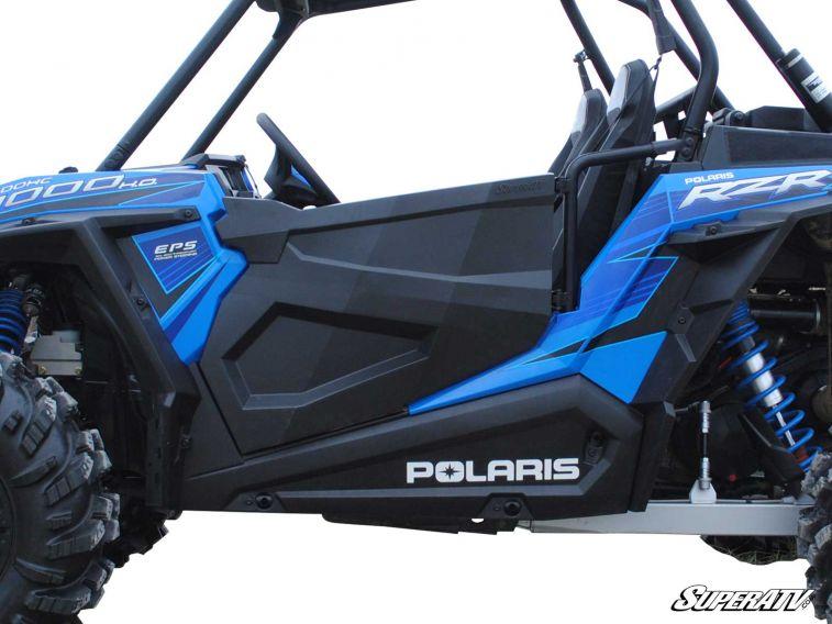 Super ATV Full Plastic Doors for Polaris RZR XP 1000  sc 1 st  Pure Offroad & Super ATV Polaris RZR XP 1000 Full Plastic Doors