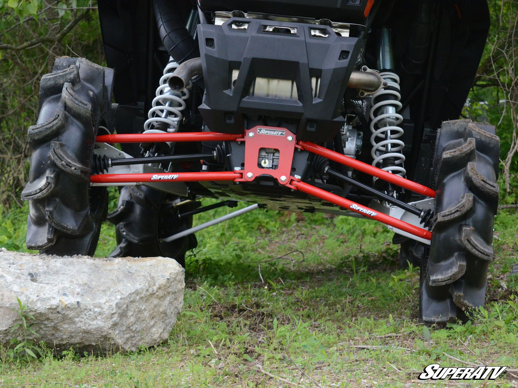 Super ATV Rear Suspension Links for RZR 1000
