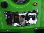 Super ATV Billet Switch Plate for Polaris RZR