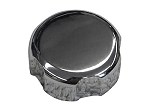 Super ATV Chrome Gas Cap for Polaris RZR