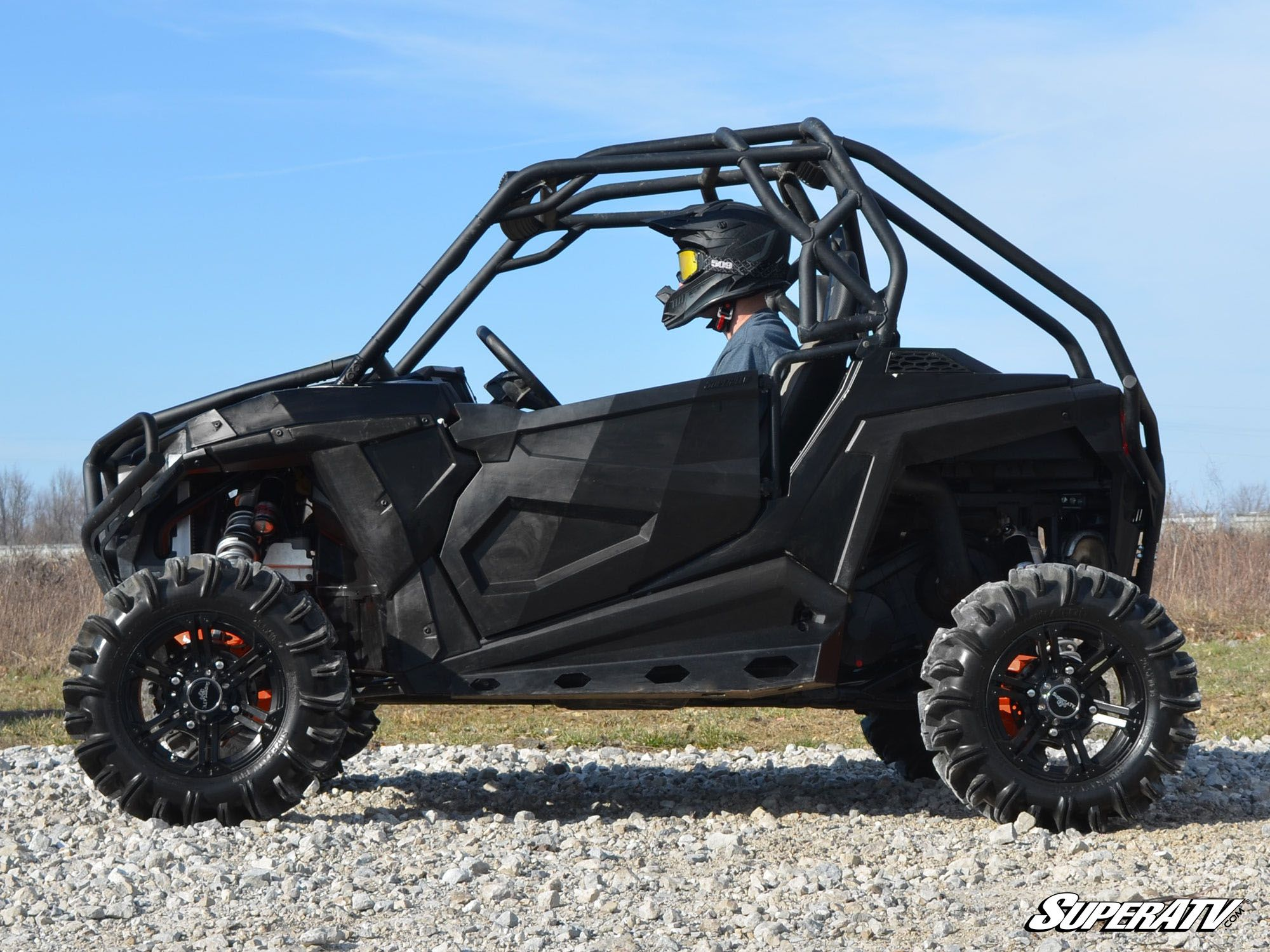 3 inch long travel kit for polaris rzr s 900 rzr s 1000. Black Bedroom Furniture Sets. Home Design Ideas