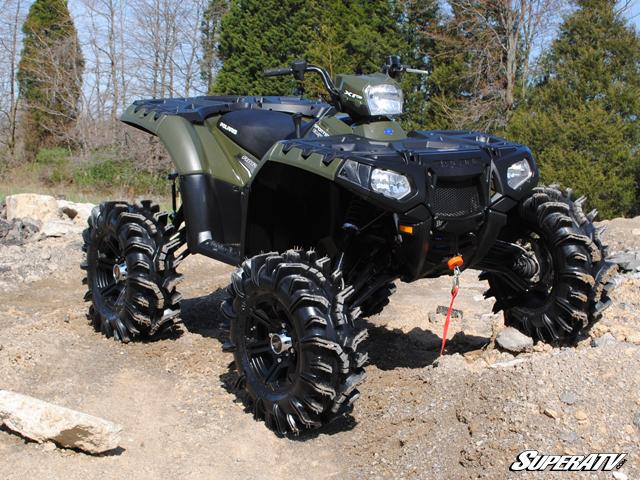 Four Wheeler Turbo Kits : Polaris sportsman or can am autos post