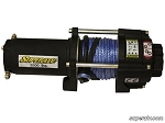 Super ATV 3500 lb. Synthetic Rope Winch-With Wireless Remote
