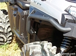 Super ATV Curved Front Fender Protectors for Polaris Ranger