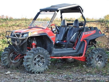3 5 Inch Lift Kit For Rzr Xp 900 By Super Atv