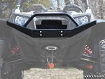 Super ATV Heavy Duty Front Brush Guard for Polaris RZR XP 900