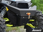 Super ATV Heavy Duty Front Bumper with Winch Mount for Polaris RZR 900 / 1000