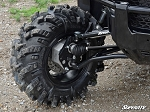 Super ATV 4 inch Portal Gear Lift for Honda Pioneer 1000