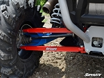 Super ATV Straight Boxed Rear Suspension Links for RZR 1000 Models
