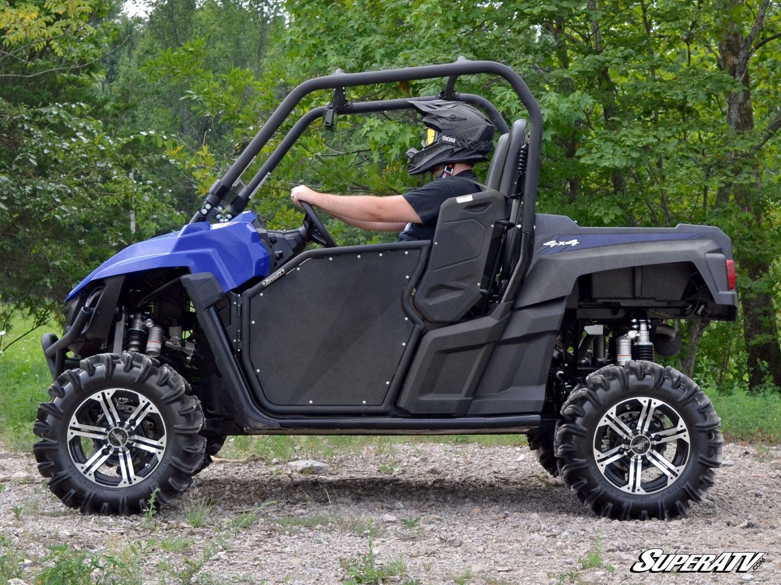 Super ATV Doors & Super ATV Doors for Yamaha Wolverine \u0026 Viking