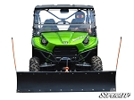 Super ATV Kawasaki Teryx Heavy Duty Plow Pro Snow Plow (Complete Kit)
