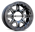 Motosport Alloys R-Forged F1 Beadlock ATV Wheels, 14 inch