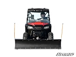 Super ATV Honda Pioneer 500 Heavy Duty Plow Pro Snow Plow (Complete Kit)