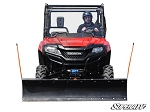 Super ATV Honda Pioneer 700 Heavy Duty Plow Pro Snow Plow (Complete Kit)