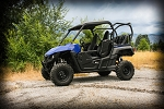 UTVMA Yamaha Wolverine Roll Cage and Back Seat Kit